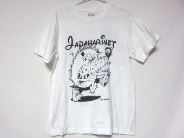 ジャパハリネットJAPAHARINET Tシャツ白S