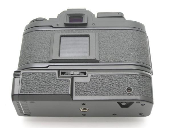 ★ハロ-カメラ★5841 Nikon FG 黒 MD-E付 Body 難有 動作品 希少品_画像5