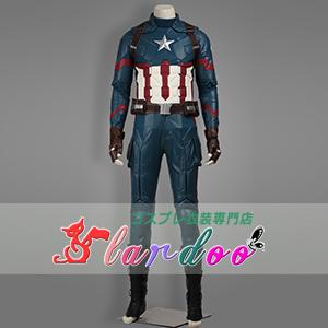 キャプテンアメリカ3シビルウォー スティーブロジャース 衣装 映画グッズの画像