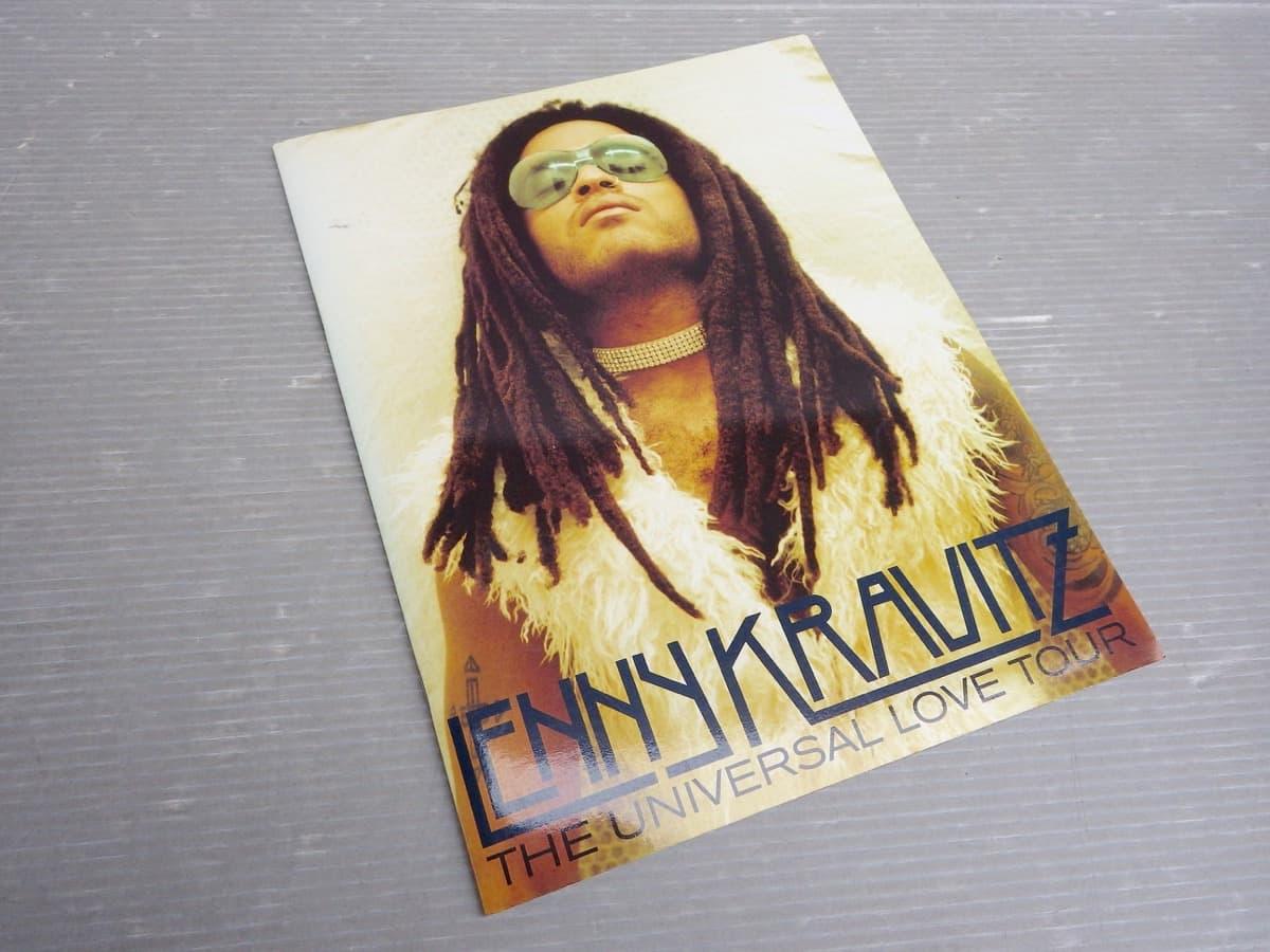 【ツアーパンフ】レニー・クラヴィッツ/THE UNIVERSAL LOVE TOUR '94