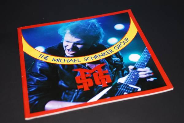 1981年 マイケルシェンカーグループ 日本公演