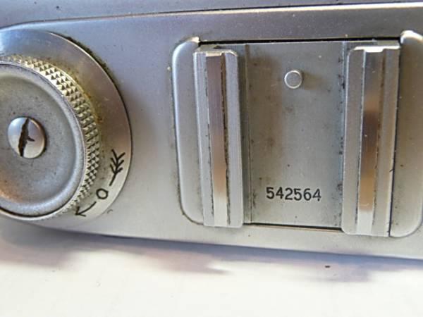 珍品 KIEV-2 キエフー Contax #542564コンタックスSONNAR #732_画像2