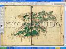 ◆天保八年◆国郡全図 佐渡国◆スキャニング画像データ◆古地図CD◆京極堂オリジナル◆送料無料◆