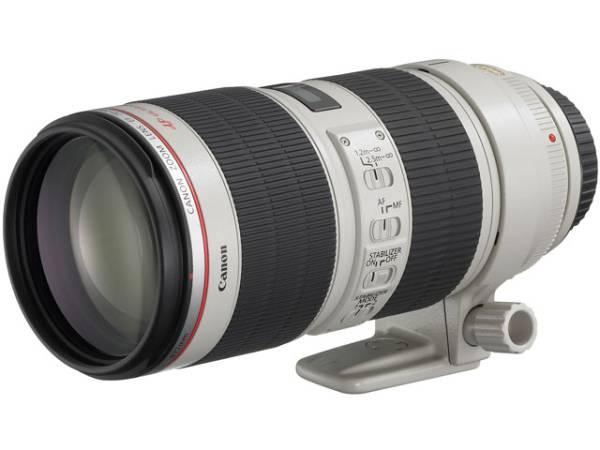 【3日間レンタル※半額制度有】EF70-200mm F2.8L IS USM 2型