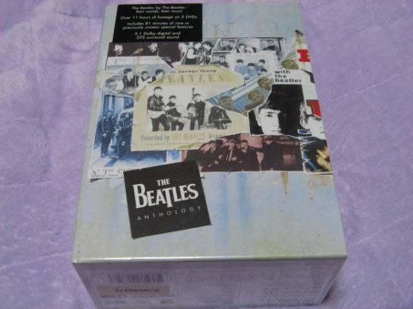 THE BEATLES ANTHOLOGY UK盤DVD BOX 新品 ビートルズ ライブグッズの画像