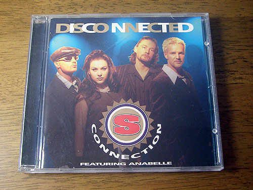 ■ S-CONNECTION / DISCO NNECTED ■ featuring Anabelle / 輸入