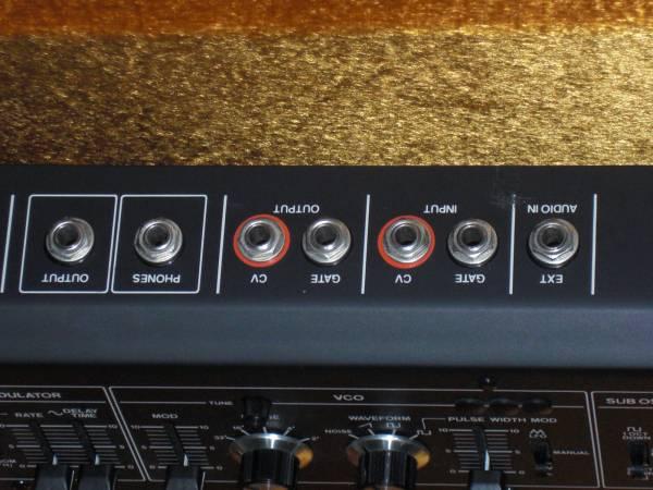 ローランド Roland SH-09 極上美品! アナログシンセサイザー 新同 デッドストック! 激レア Analog Synthesizer 名機 SH-1と殆ど同スペック!_画像3