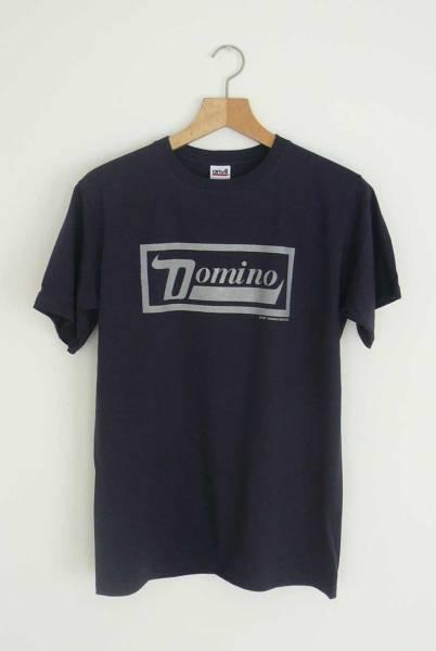 【新品】Domino Tシャツ Mサイズ ギターポップ