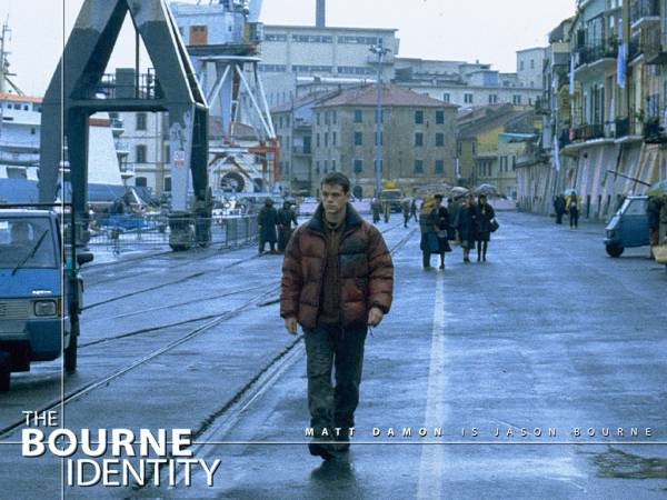 2002年 映画 ボーン シリーズ/マット・デイモン 写真3枚付