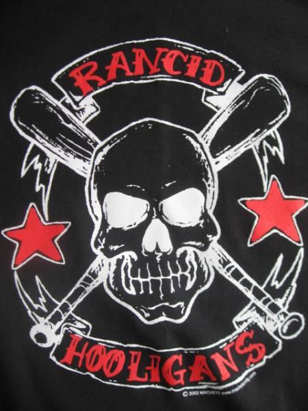 ランシド RANCID Tシャツ S 黒 ブラック PUNK パンク ロック バンド ティム LARS