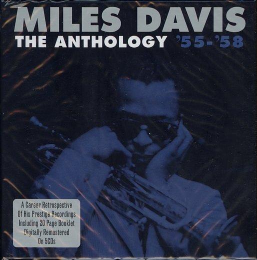 ◆新品◆マイルス・デイヴィス1955-1958年5枚のアルバムMiles Davis◆5CD即決◆在庫整理のため値下げしました_画像1