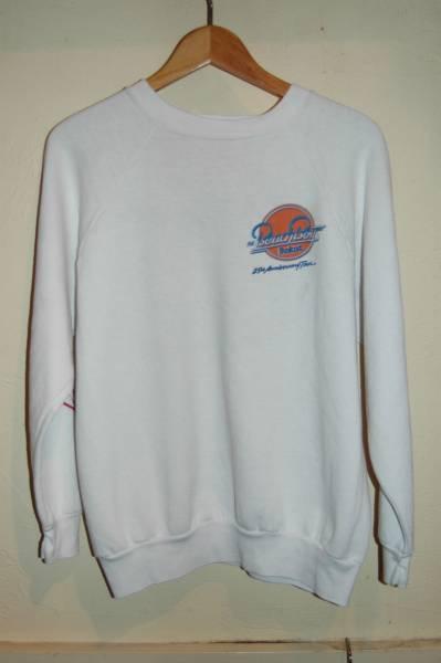 ユーズド 80年代 THE BEACH BOYS 25th スウェットシャツ
