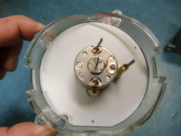 R129《タコメーター》500SL前期積算計アナログ車用_画像2