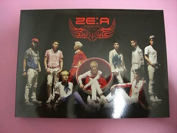 ♪ZE:Aゼア★PHOENIX 【限定盤 Type-B】(CD+フォトブック) 定価3,333円
