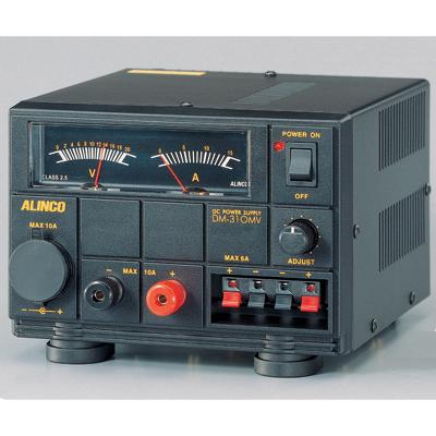 ①【条件付送料無料】アルインコ DM-310MV 10A安定化電源_画像2