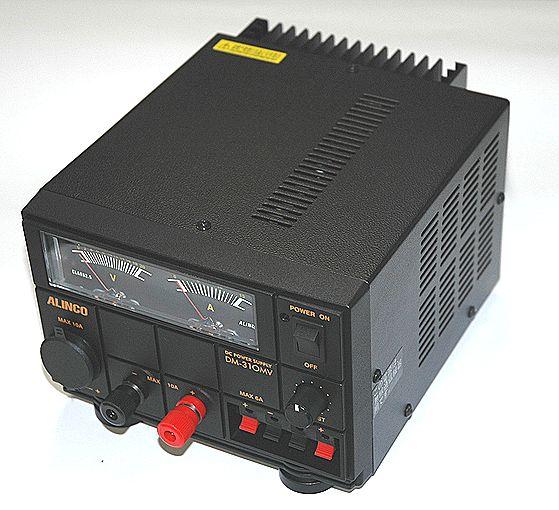①【条件付送料無料】アルインコ DM-310MV 10A安定化電源_画像1