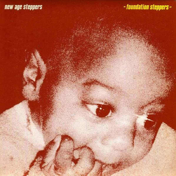 ★NEW AGE STEPPERS◆FOUNDATION STEPPERS 紙ジャケ 即決 送料込_画像1