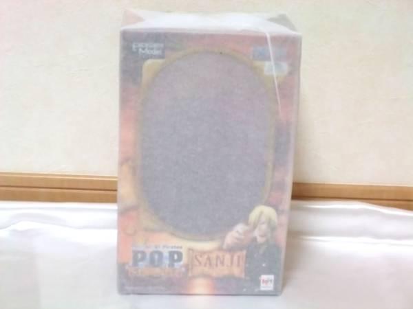 """【メガハウス】Portrait.Of.Pirates P.O.P POP ONE PIECE ワンピース フィギュア """"Sailing Again"""" サンジ★新品・未開封・国内正規品_画像2"""