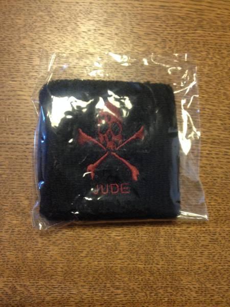 04_リストバンド「JUDE」☆浅井健一 ライブグッズの画像
