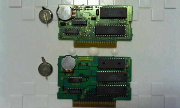 SFC 電池新品 スーパー競馬 1 2 2本セット メンテ済み pon_0_画像2