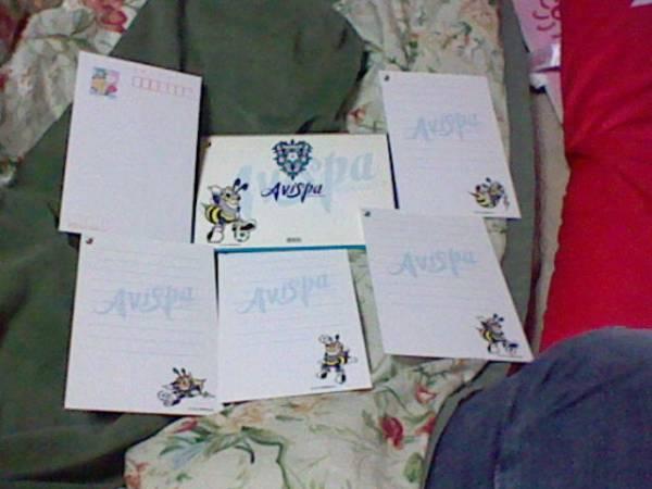 絵はがき 官製はがき 5枚セット Avispa FUKUOKA Jリーグ _画像3