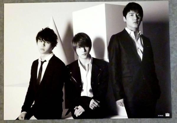 П③ 非売品ポスター JYJ[Memories in 2010]JUNSU 東方神起