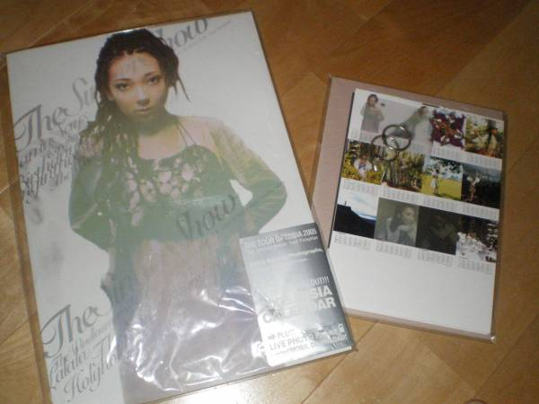 MISIA ミーシャ ツアーパンフレット 2005&カレンダー