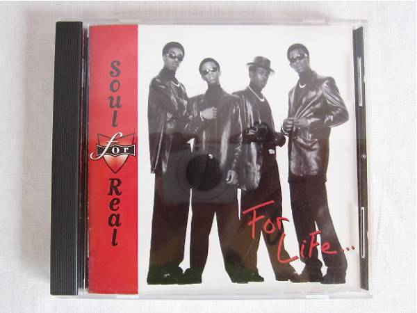 ★CD『For Life...』ソウル・フォー・リアル / Soul For Real(国内盤)