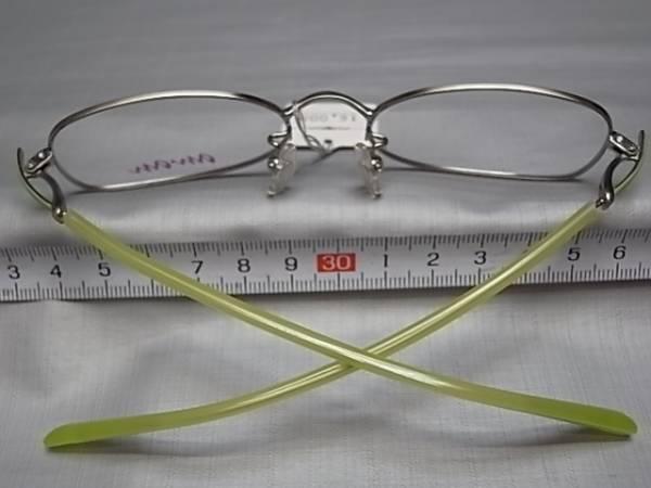 129□13/メガネ めがね 眼鏡フレーム 日本製 アイアン_画像3