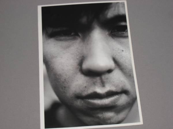 【希少チラシ】豊田道倫/パラダイス・ガラージ『実験の夜、発見の朝』1998年