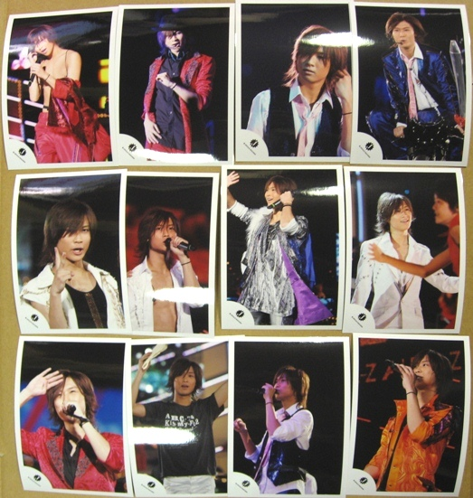 A.B.C.-Z 橋本良亮 ライブ2008/11/8 ショップ写真12枚