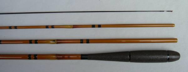 日本製釣竿 カーボン並継 へら竿 三撰 10尺_画像1
