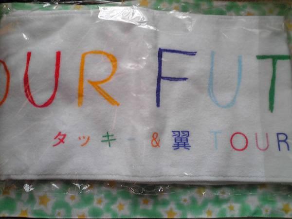 ◇タッキー&翼グッズマフラータオル◇OUR FUTURE2011