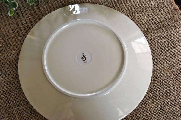 ■リンドスタイメスト■クリームホワイト ディナー皿28cm■4枚  (複数落札可能)_画像3