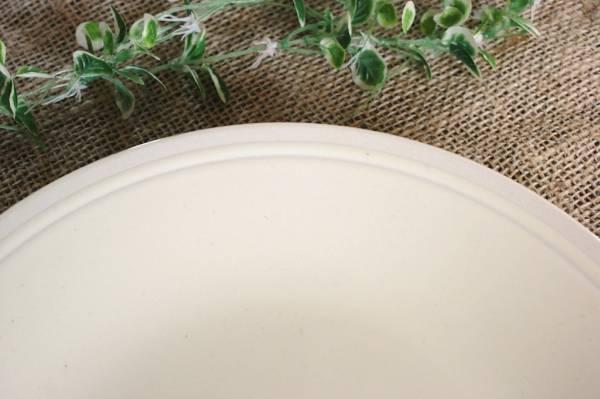 ■リンドスタイメスト■クリームホワイト ディナー皿28cm■4枚  (複数落札可能)_画像2