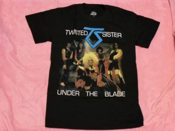 TWISTED SISTER トゥイステッド シスター Tシャツ ロックT バンドT S