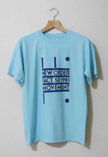 【新品】New Order Tシャツ Mサイズ Joy Division バンドTシャツ