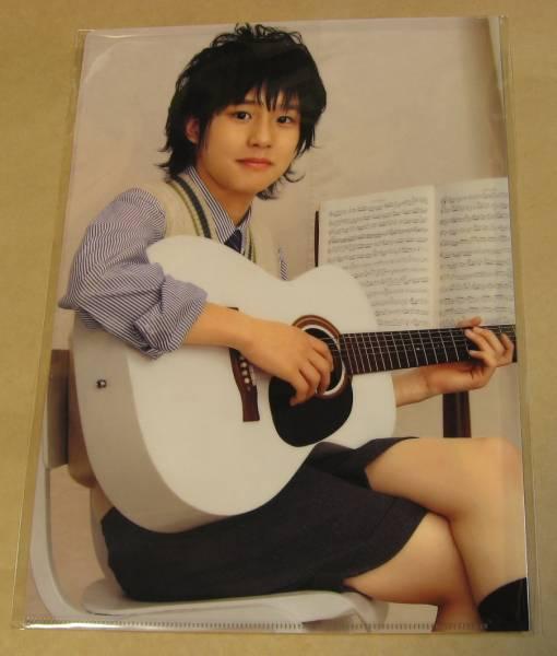 森本龍太郎 クリアファイル Hey! Say!7 2009 spring 新品