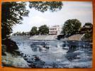■福岡県 筑紫郡/中ノ島公園からの眺め/絵葉書 絵はがき