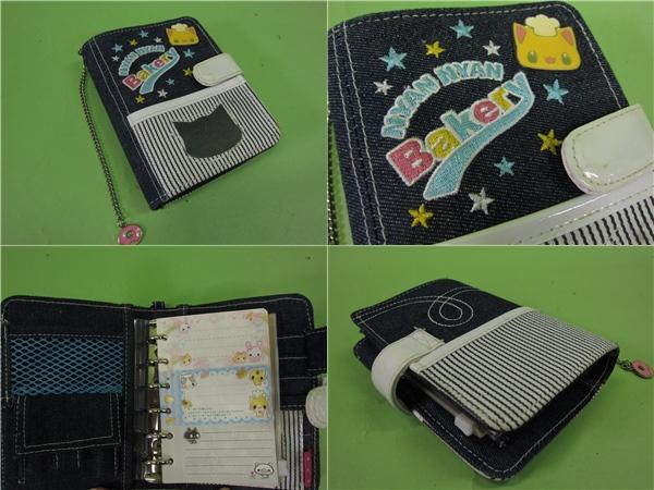 ファンシーグッズ2点セット アトムとウランの財布&システム手帳_画像2