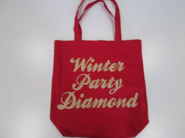 【希少!】 ★ NEWS ★ Winter Party Diamond  トートバッグ_画像2