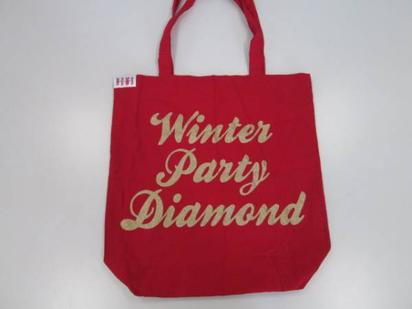 【希少!】★ NEWS ★ Winter Party Diamond  トートバッグ