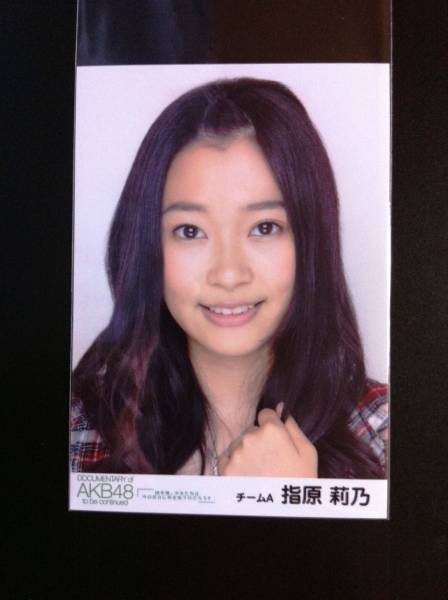 【HKT48】 生写真 指原莉乃 3枚セット ライブグッズの画像