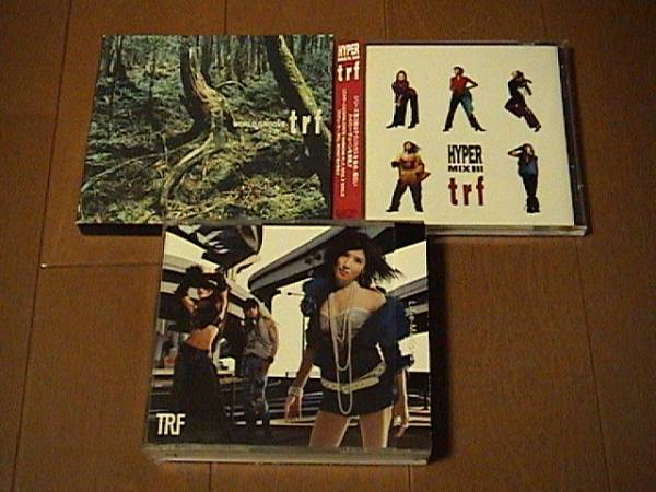 TRF trf Lif-e-Motions DVD付 WORLD GROOVE HYPER MIX III 寒い夜だから… Silver and Gold dance 愛がもう少し欲しいよ Where to begin_画像1