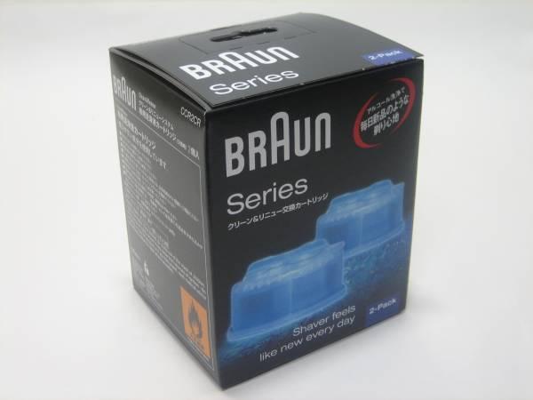ブラウン クリーン&リニューシステム専用洗浄液 CCR2CR(2個入)