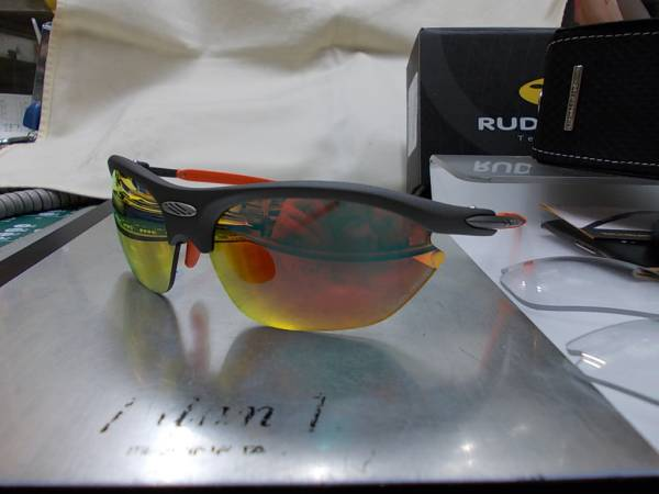 RudyProject Rudy Project RYDON2 SN944098DM1 change lens attaching