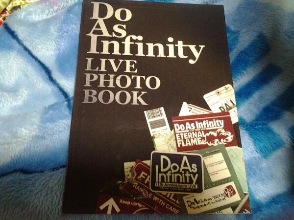 DoAsInfinity Live photo Book ドゥ・アズ・インフィニティ★★