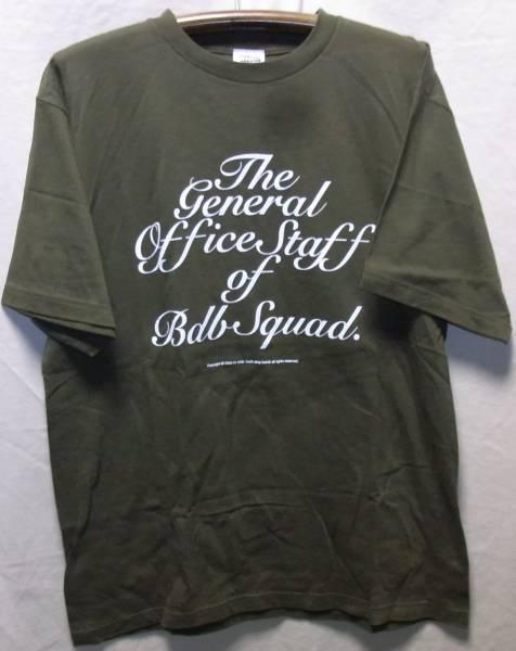 新品 バックドロップボム back drop bomb tシャツ xl