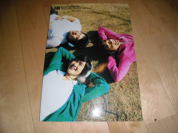 レミオロメン/ツアーパンフレット/TOUR 2006 UNDER THE SUN