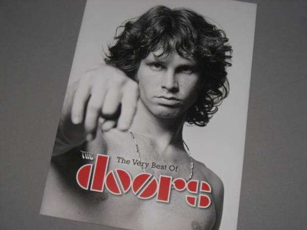 【チラシ】ドアーズ Doors『ヴェリー・ベスト・オブ~』2007年